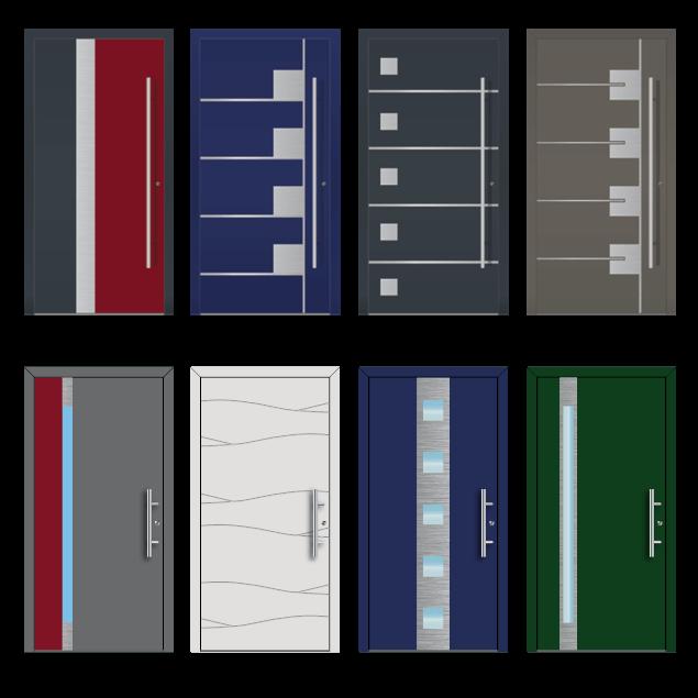 Dizainai RD80/100